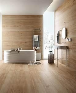 Parquet Salle De Bain : la salle de bain avec parquet ou les meilleures ~ Dailycaller-alerts.com Idées de Décoration