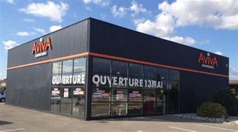 cuisiniste valence aviva réouvre un premier magasin franchisé aux couleurs de