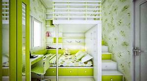 Kleines Kinderzimmer Ideen : kreative kinderzimmer ideen ~ Orissabook.com Haus und Dekorationen