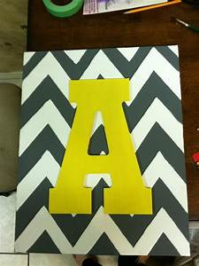 17 best images about wooden letters on pinterest wooden With wooden letters on canvas