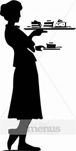 Hostess Clipart   Catering Clipart