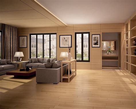 Brown Living Room Floor Ls by Floor Tiles For Living Room Ideas Modern House Tile