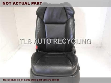 2007 acura mdx seat front show wearbrow driver front