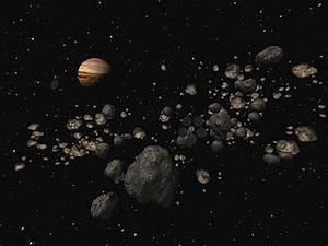 Asteroidbälten - Astronomi   Star Trek Databas