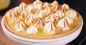 tarte au citron meringuée hervé cuisine hervé cuisine mes meilleures vidéos de recettes de desserts