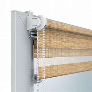 Store Bois Exterieur : store enrouleur bois tiss ext rieur ~ Premium-room.com Idées de Décoration