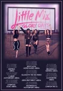 unique save the dates mix the days 2017 oct nov uk tour photo print