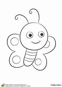 Dessin Facile Papillon : les 154 meilleures images du tableau coloriage de papillons et autres insectes sur pinterest ~ Melissatoandfro.com Idées de Décoration
