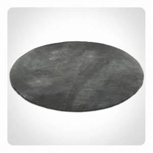 tapis rond gris ikea ciabizcom With tapis rond ikea