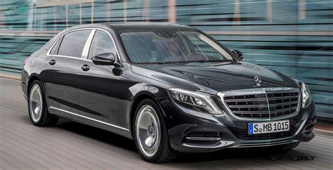 Maybach Car : 2015 Mercedes-maybach S600 Brings Royal Upgrades To New