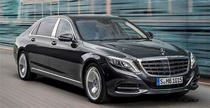 Exterior Profile: 2015 Mercedes-Maybach S600 #5379 | Cars ...