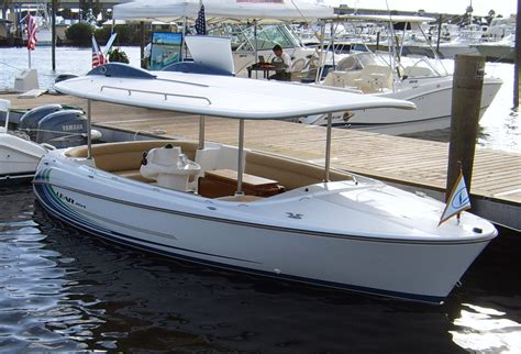 Electric Motor For Boat by Electric Boat