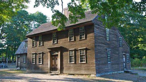 shed style houses what is a saltbox house all about this colonial
