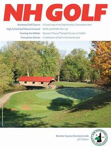 Golf First Edition 2017 : nh golf 2017 by mclean communications issuu ~ Medecine-chirurgie-esthetiques.com Avis de Voitures