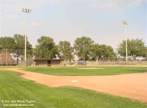 George Tani Field - Casper Wyoming - Former Home of the ...