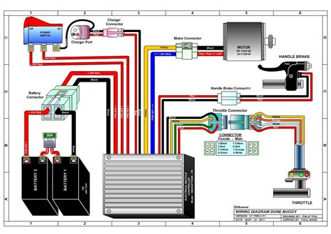 Razor Scooter Battery Wiring Diagram by Razor Manuals