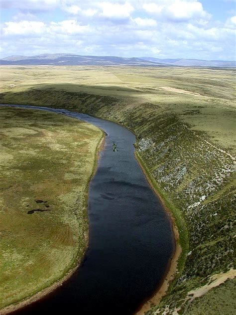 Malvinas: Características del ambiente geográfico