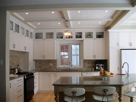 comptoir de cuisine quartz ou granit comptoir quartz un éléments de luxe dans une cuisine moderne