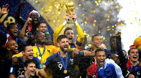 France Wins World Cup With Assist From Var