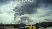 St. Vincent covered in ash as volcano activity continues ...