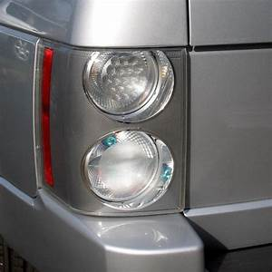 Pair Of Supercharged Rear Lights Lamps Range Rover L322