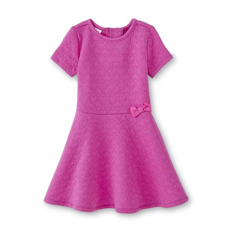 WonderKids Infant & Toddler Girl's Double Knit Quilted
