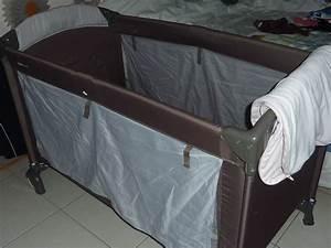 Lit Parapluie Confortable : ces articles de pu riculture avec deux enfants rapproch s ~ Premium-room.com Idées de Décoration