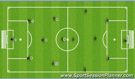 footballsoccer marking intercepting
