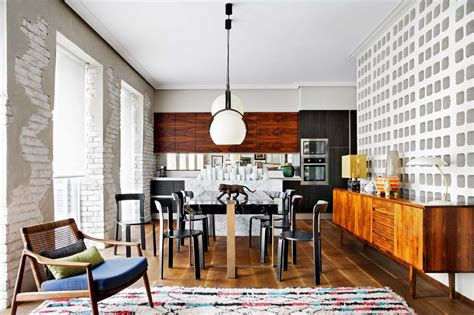 mid century modern apartment mid century modern apartment in san sebasti 225 n spain everythingwithatwist
