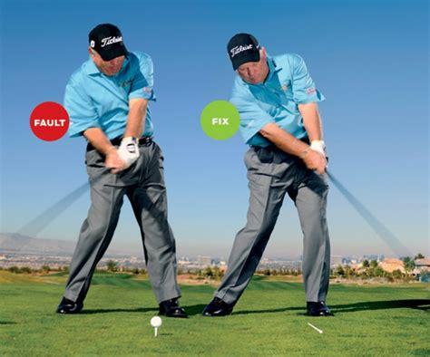 fast fixes   fault push golf digest