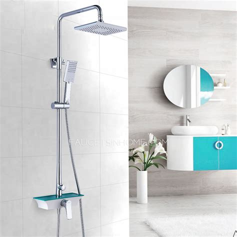 water faucets kitchen designer square shaped shower cheap shower fixtures