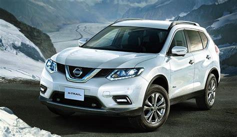 nissan  trail hybrid announced  japanese market