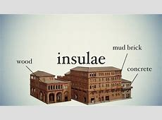 Insulae, Ancient Slums YouTube