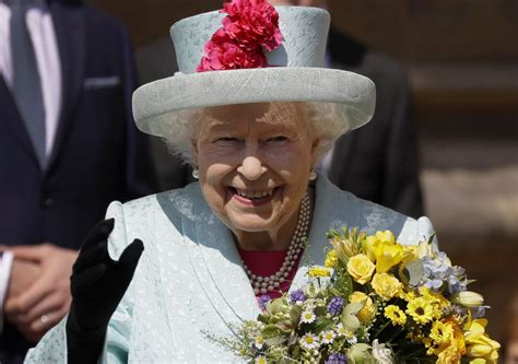 happy birthday queen elizabeth ii turns   easter
