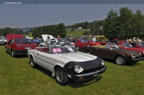 1980 Fiat 124 Spider 2000 Images Photo 80fiatspider