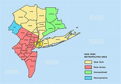 York Map Greater Mapa Nova Clipart Iorque