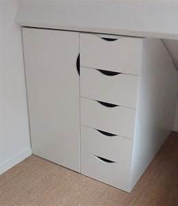 Meuble Pour Comble : meuble pour comble mes combles ~ Edinachiropracticcenter.com Idées de Décoration