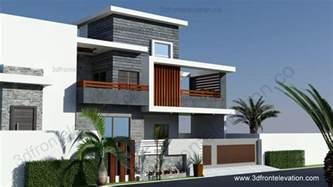 home design books 2016 3d front elevation com 10 marla contemporary house design 2016