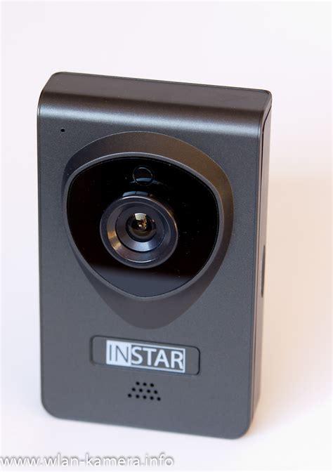 Die Instar IN 6001 HD WLANKamera im Test  WLAN Kamera