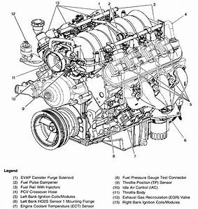 Chevrolet 3 4 V6 Engine Diagram