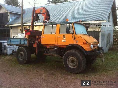double d kraan double cab for unimog 416 autos post