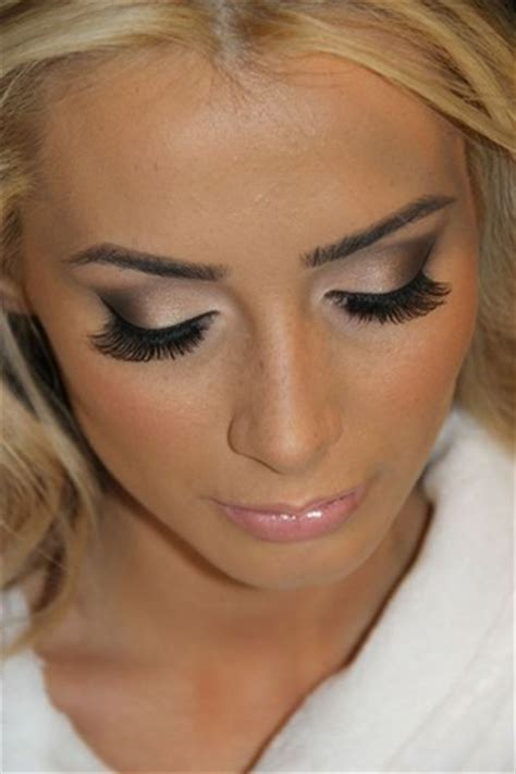 bridal makeup  emphasize green eyes beautylish