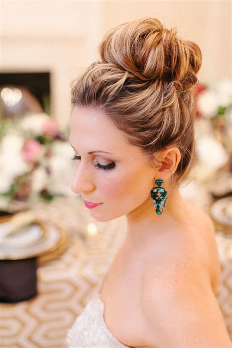 bridesmaid hairstyles   unforgettable fave