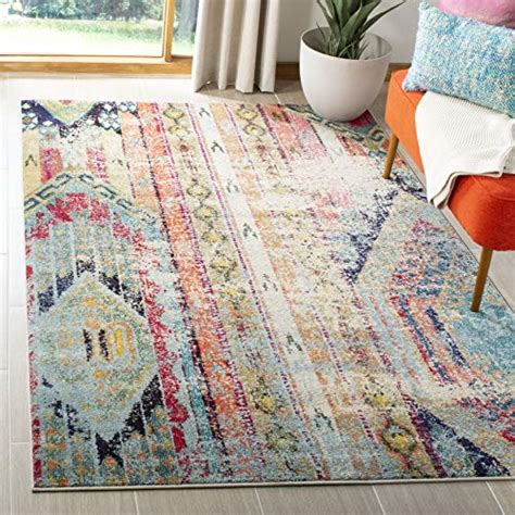 Safavieh Bohemian Rug by Safavieh Monaco Collection Mnc222f Modern Bohemian