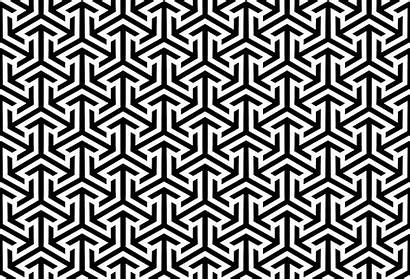 Pattern Patterns Geometric Egypt Repetition Rhythm Designs