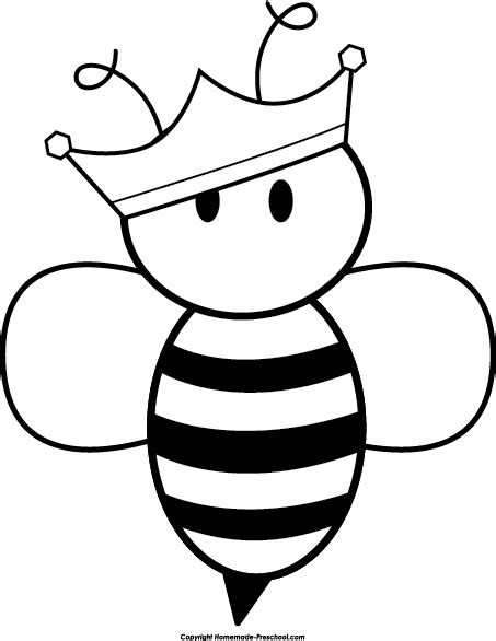 Bee Pics - Cliparts.co | Bordados | Bee drawing, Bee pictures, Bee silhouette