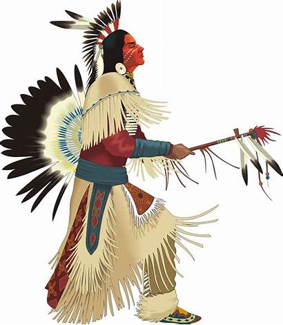 Native American Indian Clipart Transparent Indigenous Pow