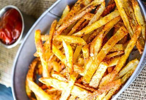 la cuisine verte recette facile de frites maison sans friteuse