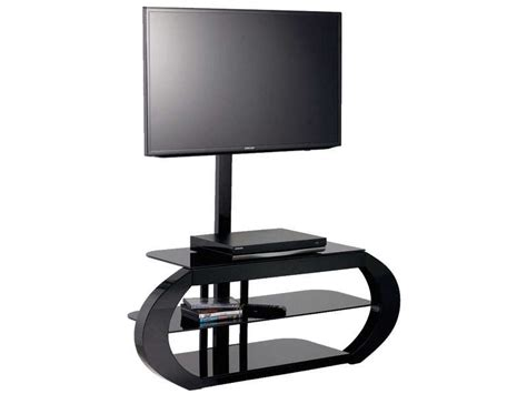 support tv pied conforama table de lit