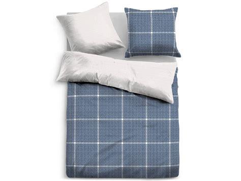 tom tailor bettwaesche satin bed linen  cm blauweiss